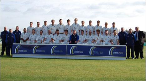 Durham CCC 2009 season