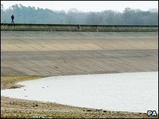 Bewl Water near Lamberhurst in Kent, 2006
