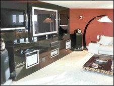 Mohammed Azwar Majeed's flat