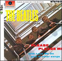 Обложка альбома The Beatles