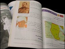 History textbooks in Lebanon