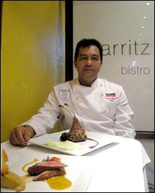 Chef Nelson Mendez