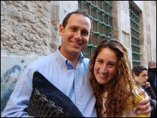 Joel Atkin and his daughter Shelby