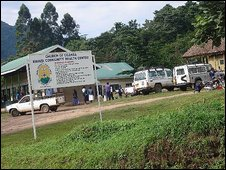 Bwindi Community Hospital Uganda