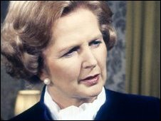 Margaret Thatcher on Panorama in 1980