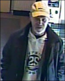 CCTV image of Ernest Wright