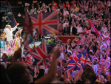 Last Night of Proms, 2008