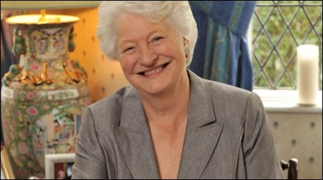 Dame Mary Peters will become Lord Lieutenant of Belfast