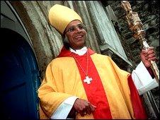 The Rt Rev Michael Nazir-Ali