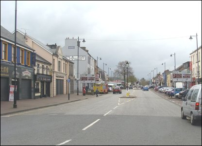 Irish Green Street, Limavady