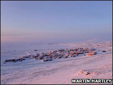 Resolute Bay  (Martin Hartley � www.martinhartley.com)