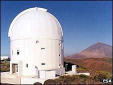 Esa Space Debris Telescope