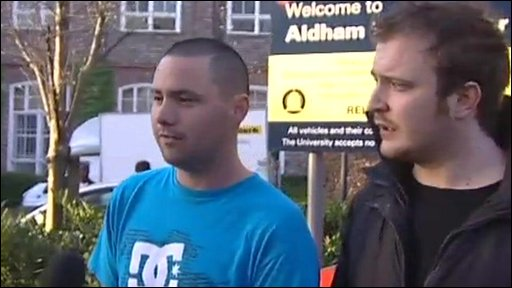 Liverpool terror raid eyewitnesses
