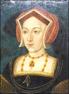 Anne Boleyn � The Trustees of the 16th Viscount Mountgarret Will Trust