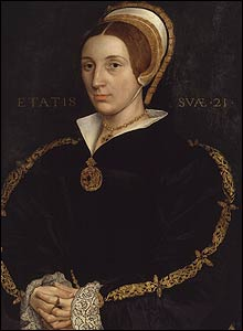 Catherine Howard © National Portrait Gallery