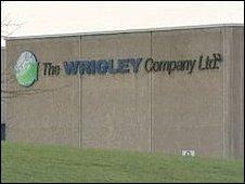 Wrigley factory