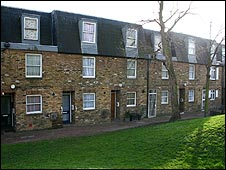 Social housing in South London
