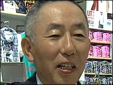 Uniqlo boss Tadashi Yanai
