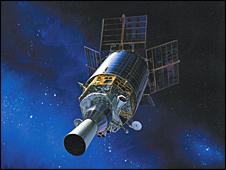 DSP satellite (Northrop Grumman)