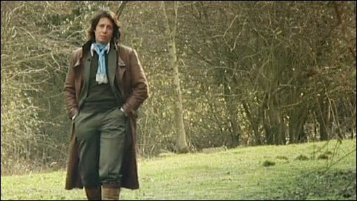 "Laurence Llewelyn-Bowen goes in search of ""England's Green and Pleasant Land"" for BBC West."
