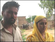 Mandip Kaur fears her husband Lakhbir may commit suicide