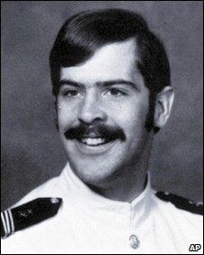Richard Phillips in 1979 (Courtesy Massachusetts Maritime Academy)