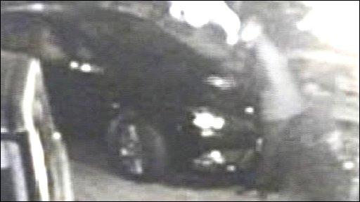 Car vandal