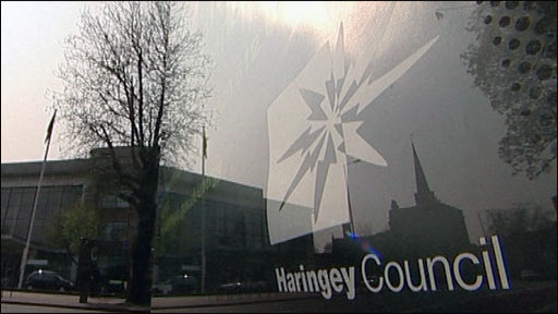 Haringey Council building