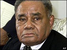 Fiji President Ratu Josefa Iloilo, file pic