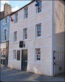 John Muir's birthplace, Dunbar