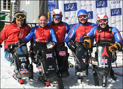 The GB team in Korea