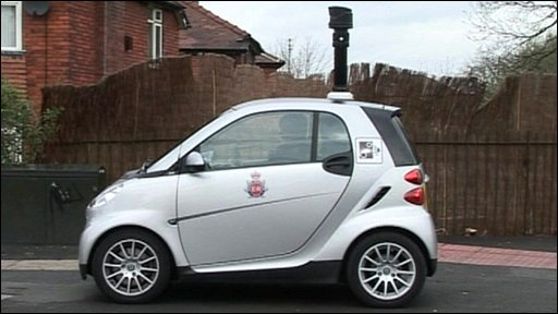 A &amp;apos;smart&amp;apos; car