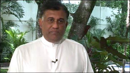 Sri Lanka Foreign Minister