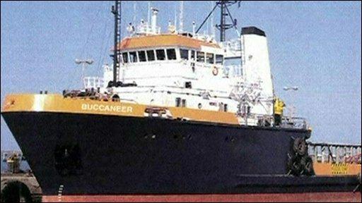 Italian tugboat