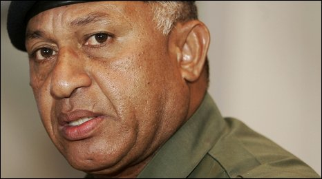 Commodore Frank Bainimarama