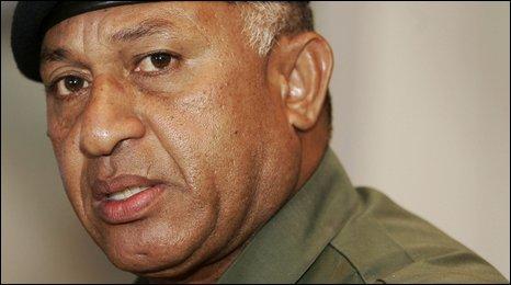 Commodore Frank Bainimarama