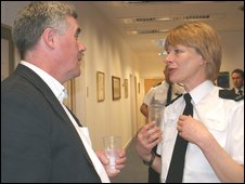 David Gillooley and Fiona Nichol