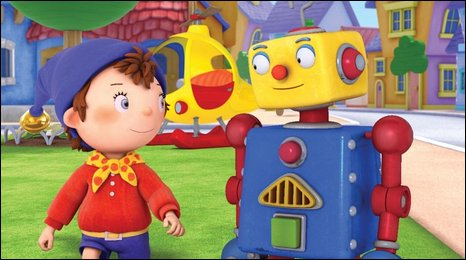Noddy in Toyland. Picture courtesy Five