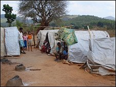 Christians in camp