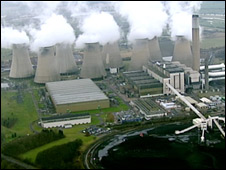 Ratcliffe-on-Soar power station