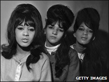 The Ronettes (file image)