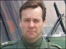 Lt Col Mike Smith [Pic: Ministry of Defence]
