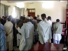 Sharia court in Swat