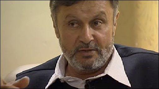 Nasrullah Ullah Khattak