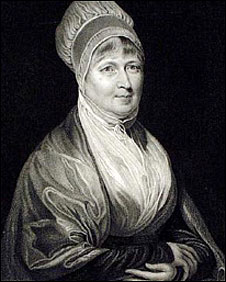 Elizabeth Fry (Photo: Norfolk Museums and Archaeology Service)
