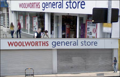 Woolworths in Muswell Hill