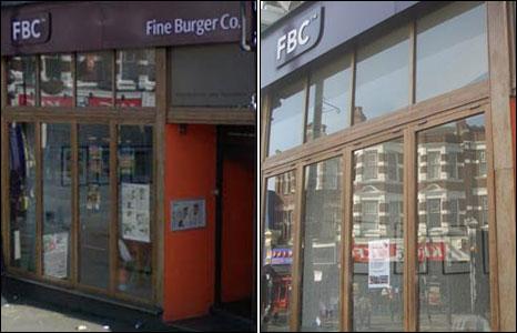 Fine Burger Company in Muswell Hill