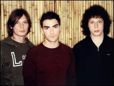 Sterephonics featuring Stuart Cable 2001