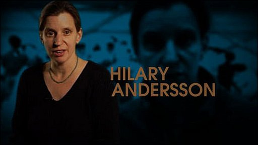 Hilary Andersson