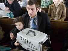 Peter Barlow and Simon
